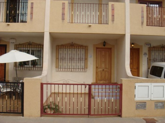 La Zenia townhouse for sale